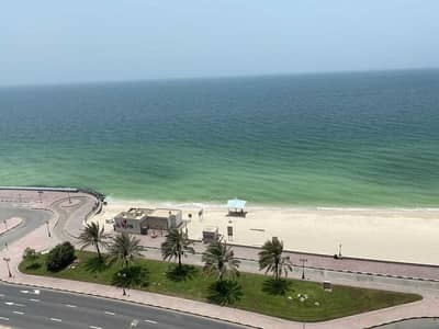 3 Bedroom Apartment for Rent in Corniche Ajman, Ajman - OUTSTANDING OFFER 3BHK PARCHIAL SEA VIEW AVAILABLE FOR RENT