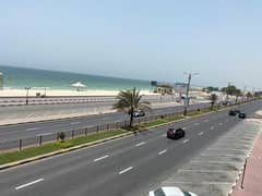 شقة في مساكن كورنيش عجمان كورنيش عجمان 2 غرف 65000 درهم - 5216635
