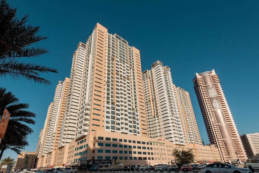 8 Ajman One Towers