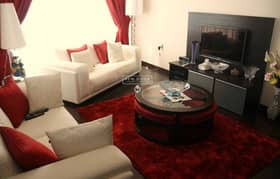 Full Fountain View | Furnished | One Bedroom