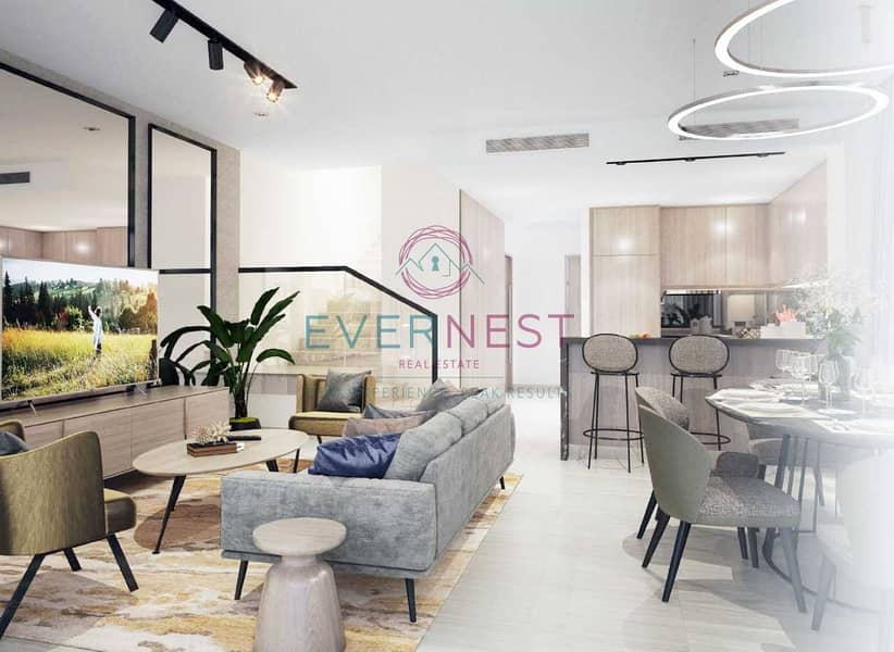 2 Luxury Rooftop Terrace | Pay in 4Yrs | Damac Hills