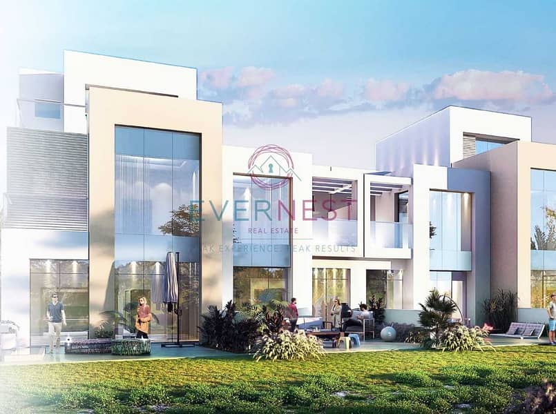 Luxury Rooftop Terrace | Pay in 4Yrs | Damac Hills