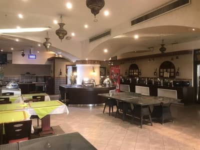 Shop for Rent in Deira, Dubai - Creek View Restaurant available for Lease with Terrace