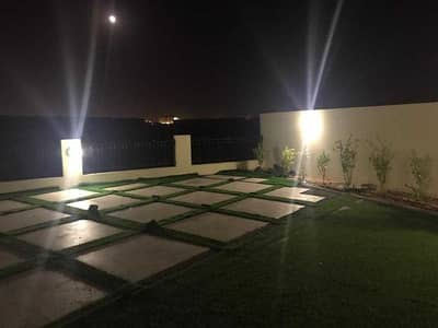 6 Bedroom Villa for Sale in DAMAC Hills (Akoya by DAMAC), Dubai - Amazing Villa And Best Price And Park View And  Private  Pool