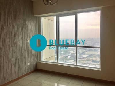 شقة 3 غرف نوم للايجار في دبي مارينا، دبي - 3 BR Hall | Community View in Dubai Marina.