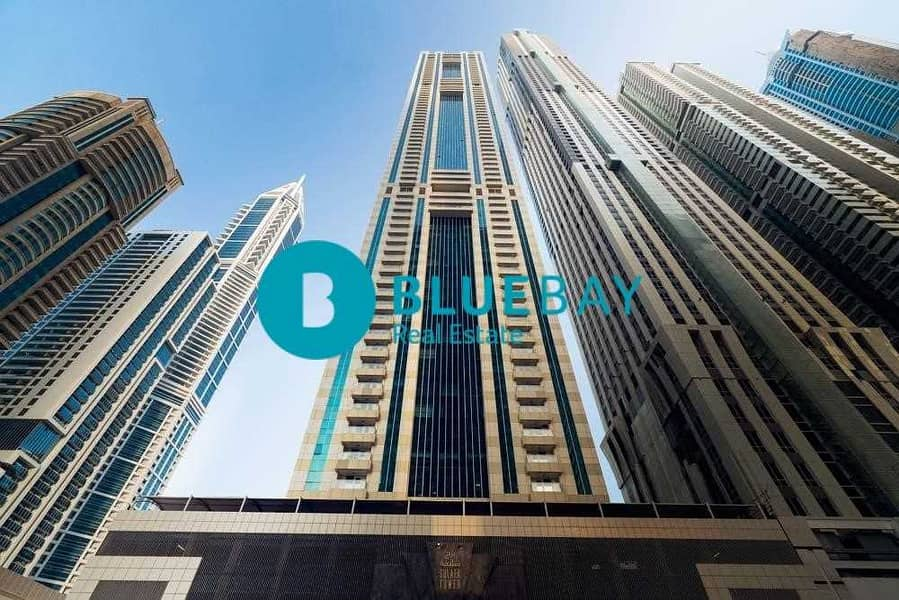 10 3 BR Hall   Community View in Dubai Marina.