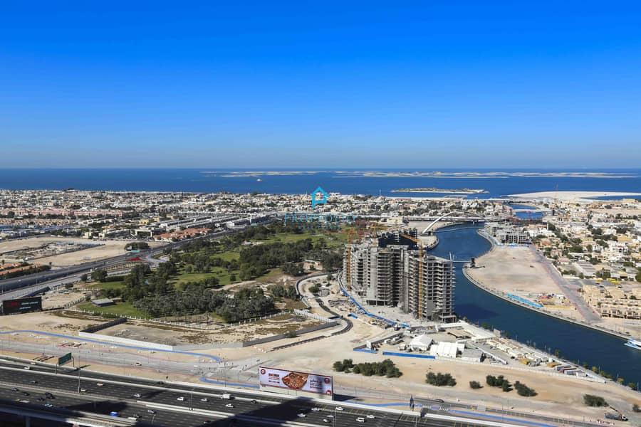 2 Exquisite I ReadyTo Move In  I Brand New I Amazing Views of Dubai