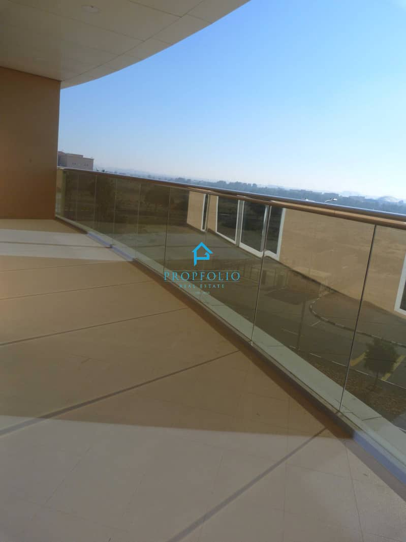 Chiller Free I 1 bedroom + Study I Beautiful Balcony  I Open View