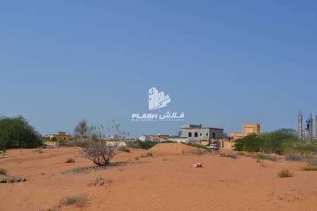 Plot for Sale in Al Dhait, Ras Al Khaimah - Residential Plot for Sale Near City Center Dhait