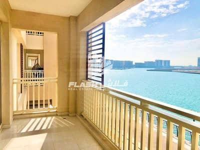 فیلا 1 غرفة نوم للايجار في میناء العرب، رأس الخيمة - Lovely Full Sea View 1BR I Low Floor