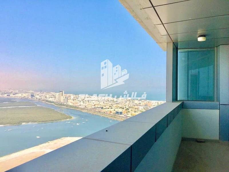2 High Floor Apt & Amazing Layout   Open Sea View