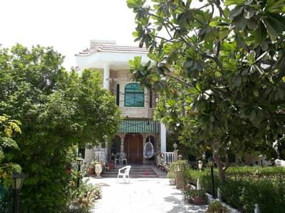 5 Bedroom Villa for Rent in Al Fisht, Sharjah - 5 BHK Fully Furnished Villa Near Beach !!
