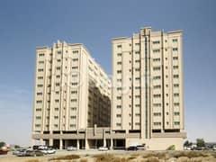 بدون عمولة  !!!!!! شقة مناسبة للايجار ضمن مبنى عائلي في ام القيوين.