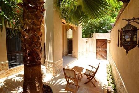 شقة 1 غرفة نوم للايجار في المدينة القديمة، دبي - FREE UTILITIES!!! UNIQUE OPPORTUNITY TO RENT A 1BR GARDEN HOUSE ON OLD TOWN