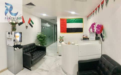 Office for Rent in Business Bay, Dubai - Flexi Desk/Estidama For Trade License Renewal For AED 2