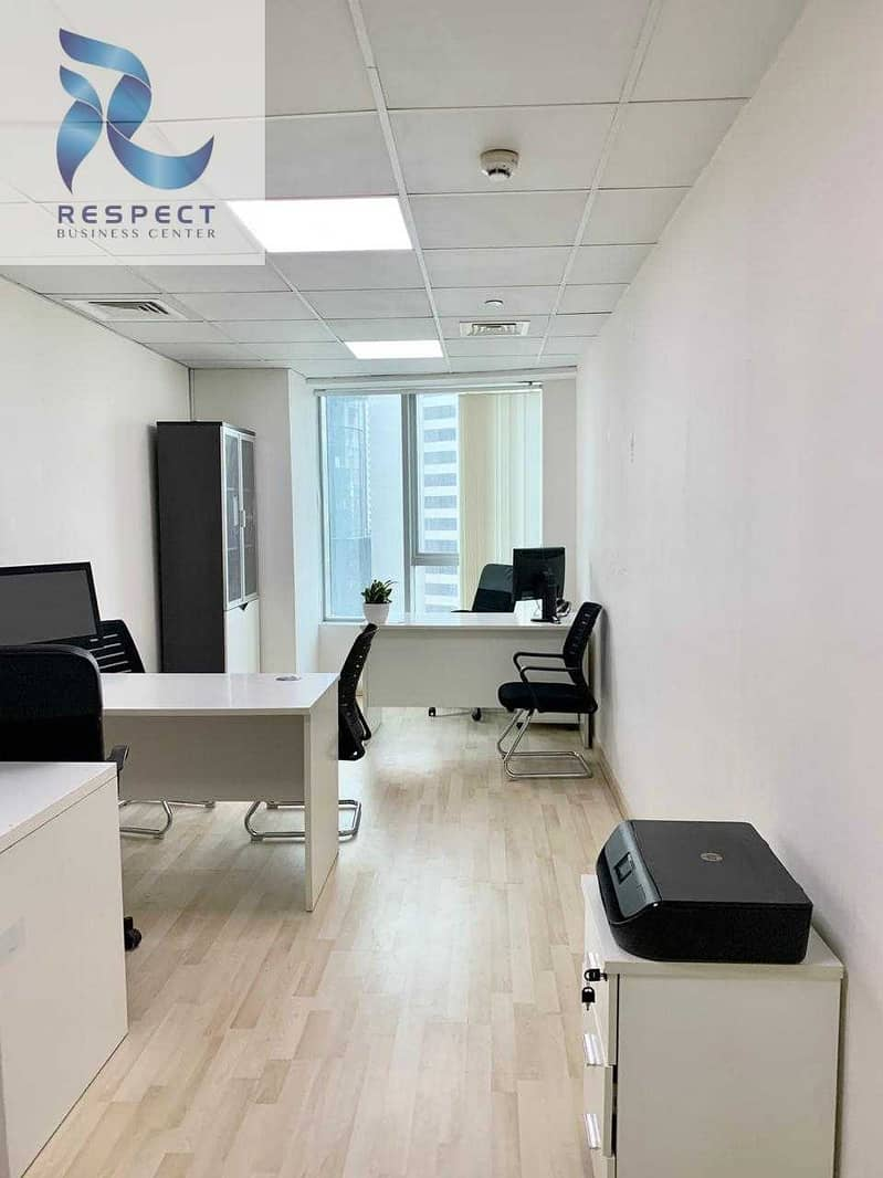 17 SHARING Office with FREE sponsor EJARI| NO VAT |NO COMMISSION