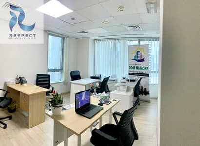 Office for Rent in Business Bay, Dubai - DEDICATED DESKS | Package Deal! Only 6500