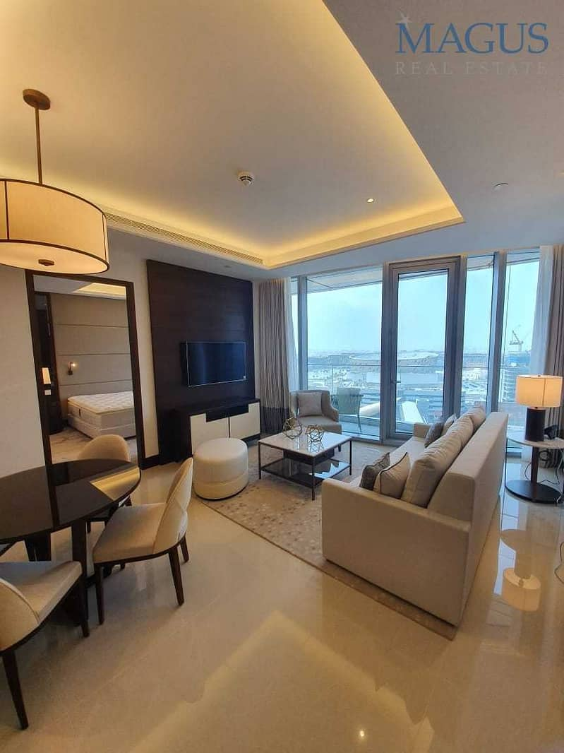 2 BK & Sea View | Spacious Layout | 1 BR For SALE