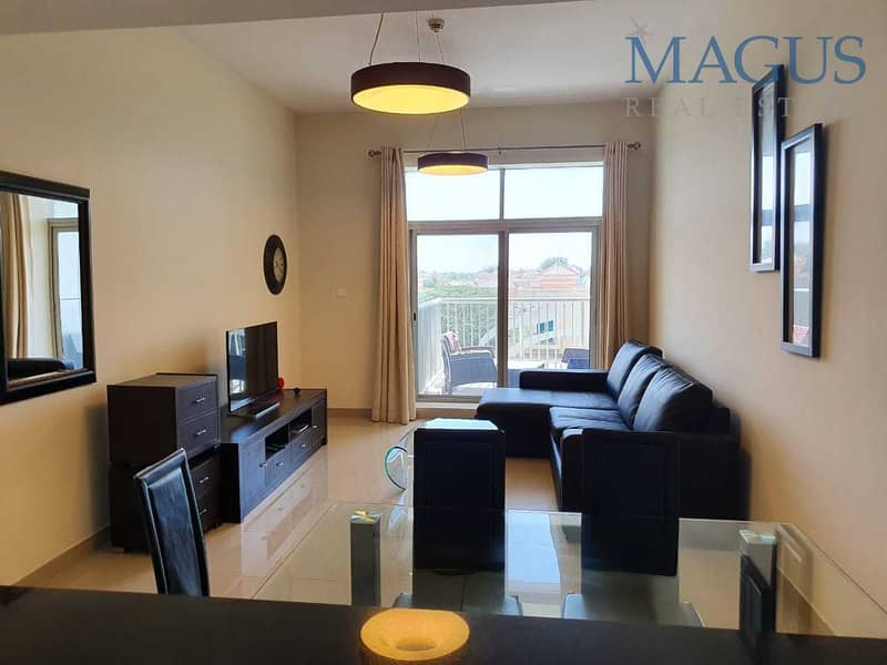 Fully Furnished 1 br in Medalist