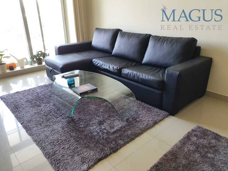 2 Fully Furnished 1 br in Medalist