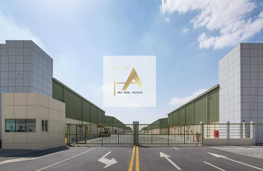 31 Insulated Warehouse for factory in Umm Al Quwain