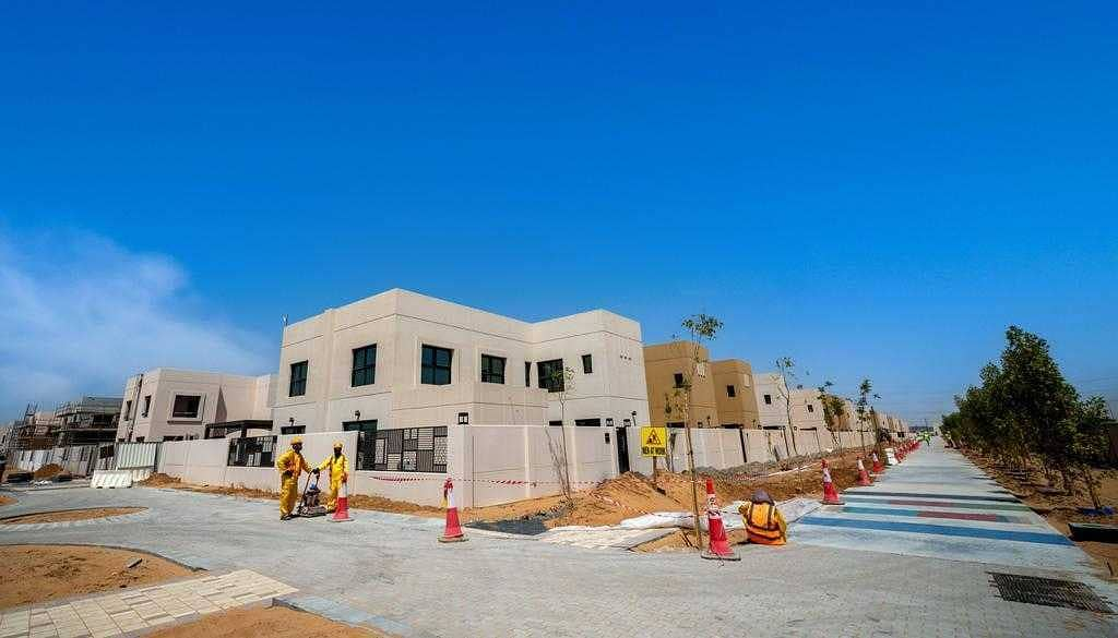 Own a four bedroom townhouse in Al Rahmaniyah, Sharjah,  starting prices from AED 1,830,000 AED