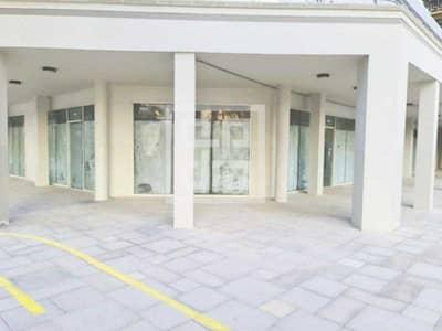 محل تجاري  للايجار في أبراج بحيرات الجميرا، دبي - Full Lake View | Corner Shop in JLT | Shell and Core
