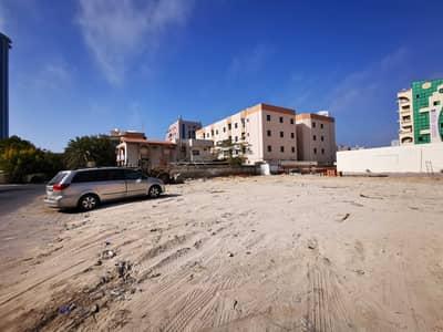 Plot for Sale in Al Rumaila, Ajman - GROUND + 7 FLOOR / NEAR CORNICHE AJMAN / BUILDING