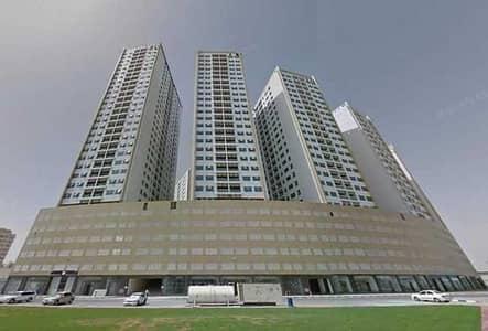 فلیٹ 2 غرفة نوم للايجار في عجمان وسط المدينة، عجمان - شقة في أبراج لؤلؤة عجمان عجمان وسط المدينة 2 غرف 26000 درهم - 3927525