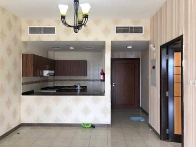 1 Bedroom Flat for Rent in International City, Dubai - Full Facilities Building! Large One Bedroom in Indigo Spectrum1 @28K