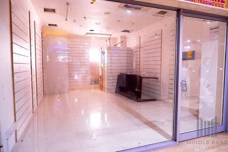 Shop for Rent in Deira, Dubai - Shop for Rent | Main Road  Inside Shopping Mall