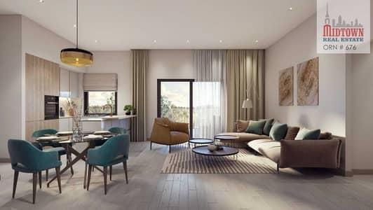 استوديو  للبيع في قرية جميرا الدائرية، دبي - شقة في بانثيون ايليسي II الضاحية 12 قرية جميرا الدائرية 463999 درهم - 5154633