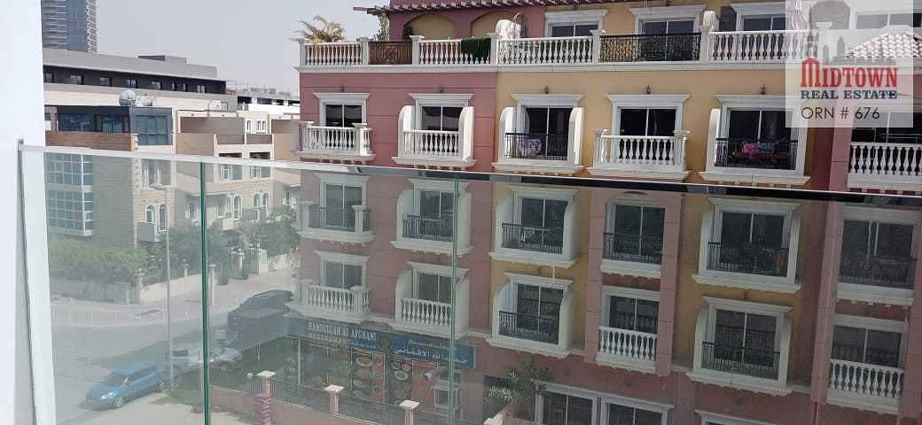 10 Brand new furnished studio available for rent in JVC