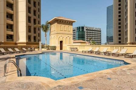 فلیٹ 2 غرفة نوم للايجار في جميرا بيتش ريزيدنس، دبي - Amazing 2 BR | Spacious | JBR | Rimal 2