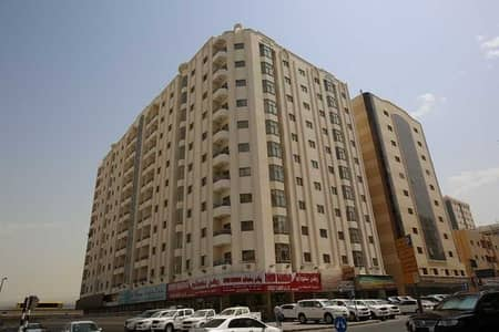 3 Bedroom Apartment for Rent in Abu Shagara, Sharjah - 3MBR CHILLER AC FREE  - PRIME LOCATION @ ABU SHAGARAH AREA 42000 + 1 MONTH