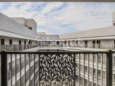 فلیٹ 2 غرفة نوم للايجار في المدينة الأكاديمية، دبي - SPACIOUS