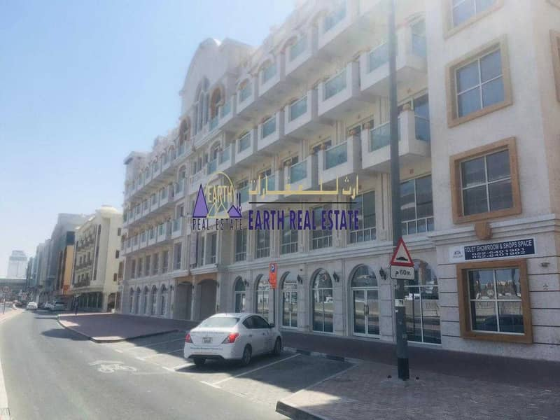 2 Well-Conditioned & Spacious Showroom | Direct from the Owner at Karama area near ADCB bank