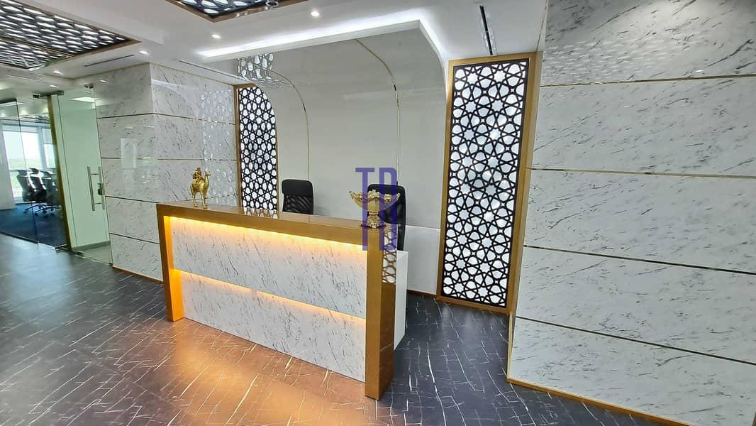 Fully Furnished   Near Metro   Sheikh Zayed Road