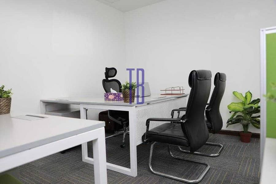 Fully Furnished Offices | SZR | Great Prices