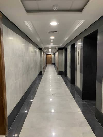 1 Bedroom Apartment for Rent in Al Rashidiya, Ajman - Brand New 1 BHK Apartment(With Parking)(Free Chiller)(Free Gym & Swimming Pool Access)Oasis Tower-Ajman