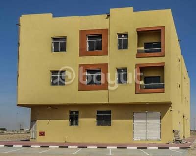مبنى سكني  للايجار في الجرف، عجمان - بناية سكن موظفين جديدة للايجار او الاسثمار باقل سعر