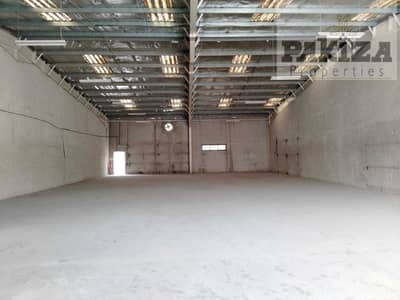Warehouse for Rent in Al Quoz, Dubai - 5250Sqft!!  Warehouse With Washroom Office In Clean Compound At lower Price
