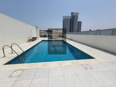 استوديو  للايجار في بر دبي، دبي - SPACOUS STUDIO BLDG - 1 MONTH FREE!!! HURRY!! CAN PAY UP TO 4CHQS!