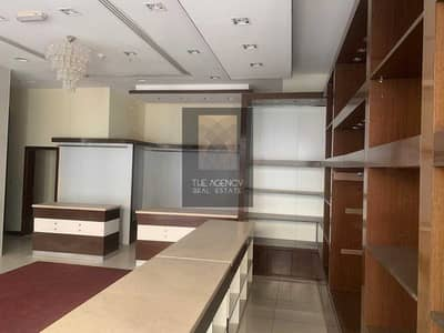 Shop for Rent in Bur Dubai, Dubai - Spacious & Fitted Shops & office