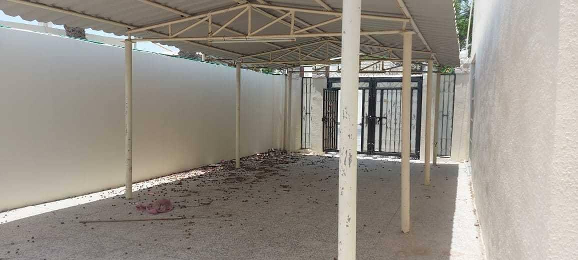 4 bedroom hall villa for rent in Al Jazzat