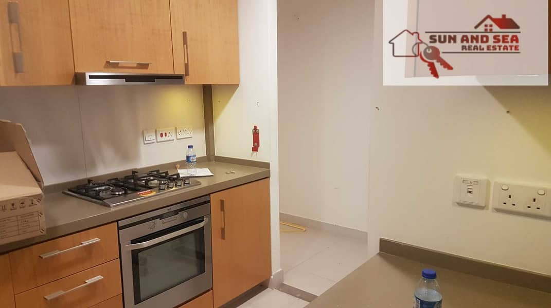 2 Kitchen Furnished 1 Bedroom Ready to Move In