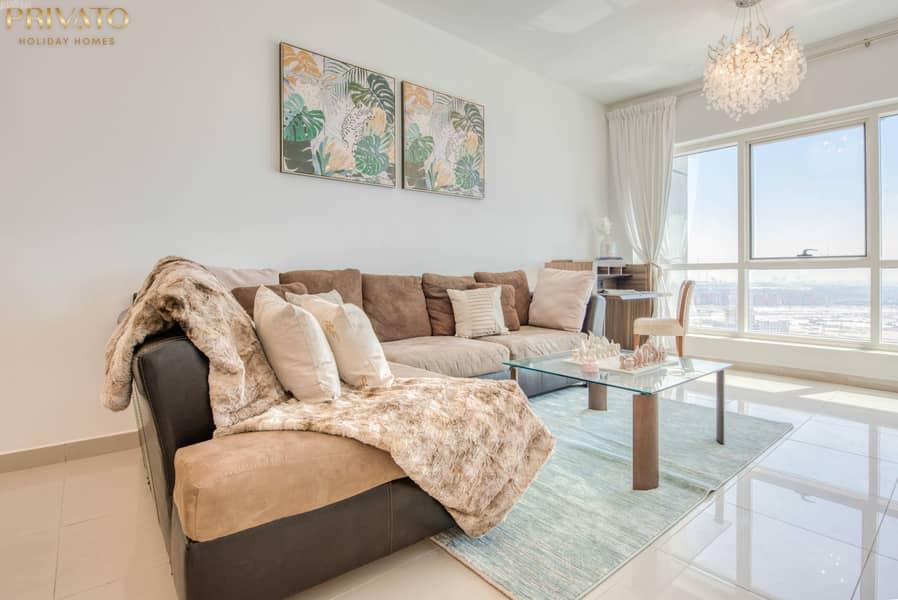 Premium and Spacious 1BR  Apartment