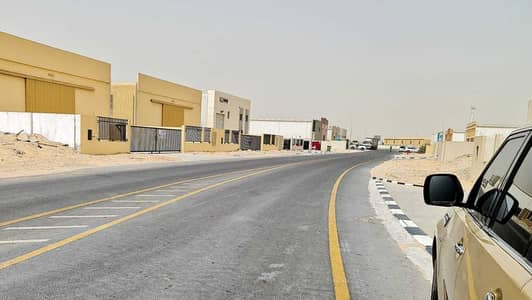 Industrial Land for Sale in Dubai Investment Park (DIP), Dubai - Land for sale in DIP with Warehouse permission