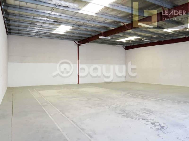 Commercial warehouse l 3000 sqft l No Commission