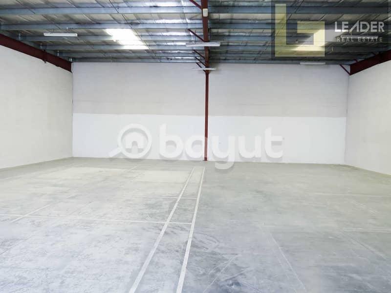2 Commercial warehouse l 3000 sqft l No Commission
